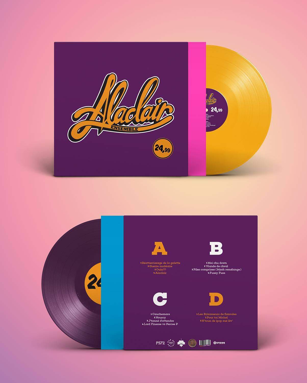 Alaclair Ensemble - Vinyle 24,99