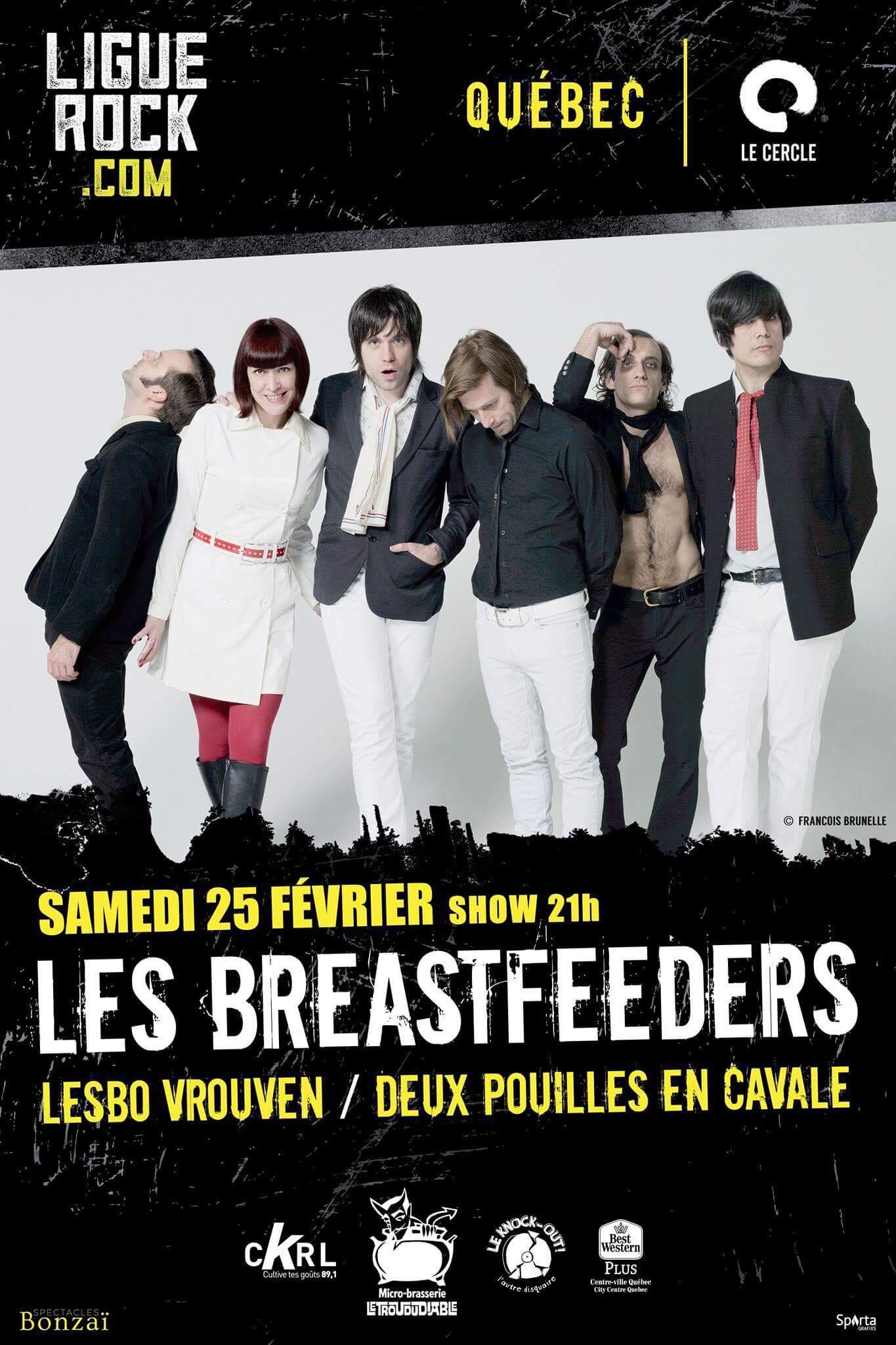 Poster Ligue Rock 6