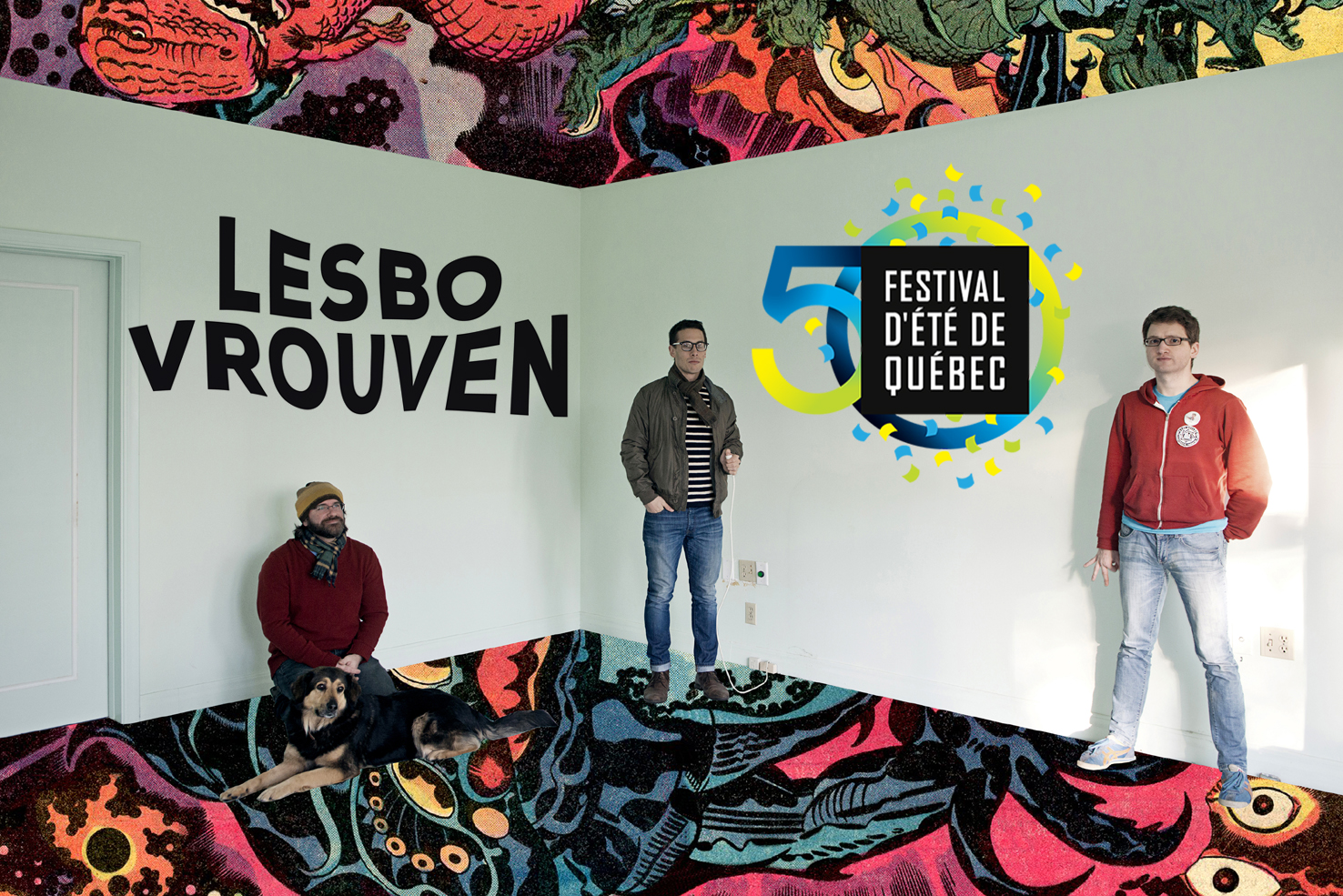 Lesbo Vrouven + FEQ 2017