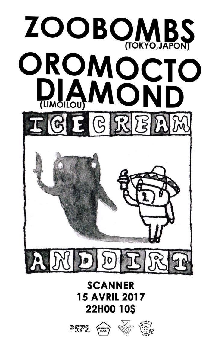 Zoobombs + Oromocto Diamond